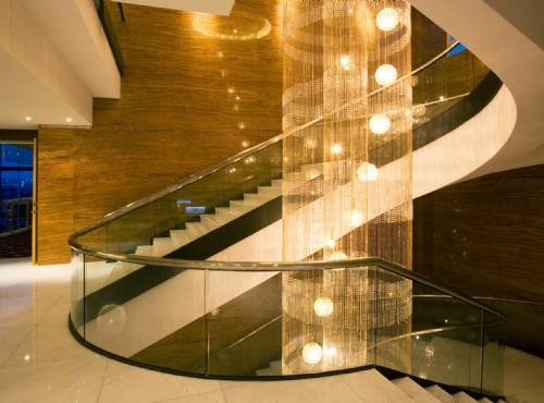 大廳Lobby迴旋梯