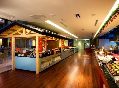 Orchard Café西式自助餐