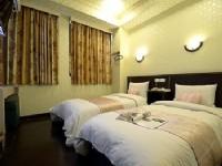 長緹都會商務旅館-雙床雙人房