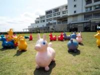南方莊園渡假飯店-戶外遊戲區