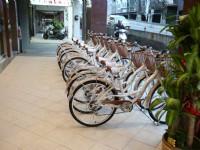 亞樂精品商旅-單車