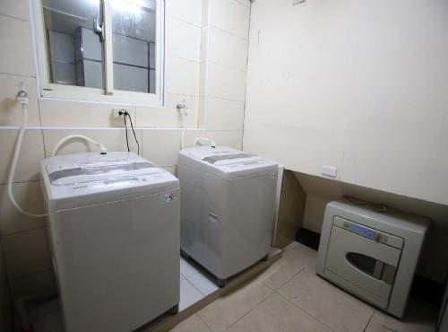 免費洗衣室