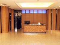 蜜月世紀大飯店-櫃檯