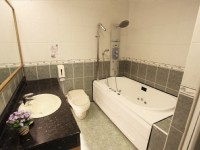 溫馨汽車旅館-浴室