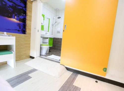 無障礙衛浴設備