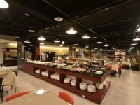 日月光國際飯店-桃園館-自助早餐區餐廳