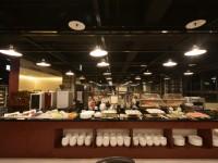 日月光國際飯店-桃園館-自助早餐區