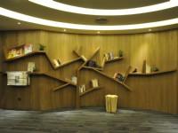 三揚精品商旅-圖書室