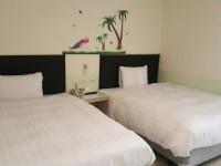 日涵假期商務旅館-雅致標準兩單床房