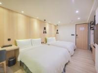 綠宿行旅-標準四人房