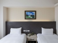富王大飯店-兩小床
