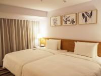 卡爾登飯店台中館-標準三人房