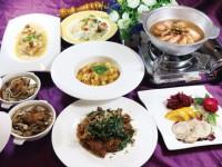 統一谷關溫泉養生會館-餐點