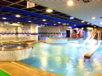 統一谷關溫泉養生會館-水療池