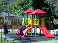 梅林親水岸渡假村-兒童遊戲區