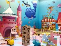 長榮桂冠酒店-台中-兒童遊戲室-海底笑笑屋