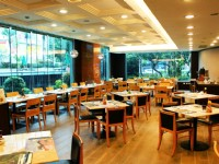 Evergreen Laurel Hotel Taichung-Cafe