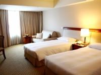 長榮桂冠酒店-台中-高級客房雙床
