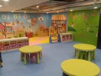 長榮桂冠酒店-台中-兒童遊戲室(歡樂笑笑屋)