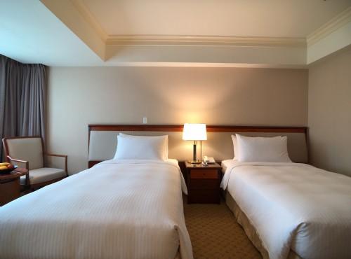 高級客房雙床