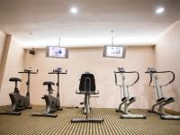 沐旅商旅-柳川館(帝寶二館)-健身房