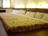 Good Ground Hotel - Taichung-Japanese style room for 8