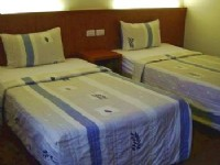 Good Ground Hotel - Taichung-double room