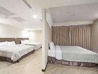 博奇大飯店-六人房