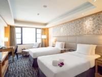 鼎隆國際商旅-商務兩小床套房