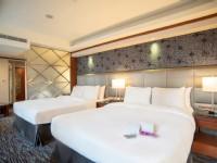 鼎隆國際商旅-豪華兩大床套房