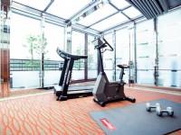 鼎隆國際商旅-健身房
