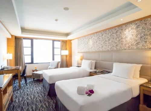 商務兩小床套房