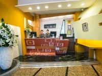 黎客商旅-一樓大廳