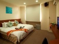 音樂世界旅邸-標準音樂房(1大床)