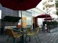 音樂世界旅邸-戶外輕食區