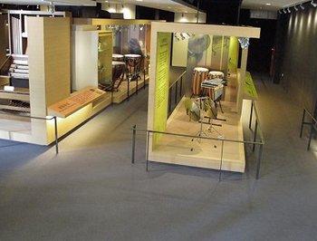 樂器展示區