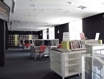 期刊閱覽室