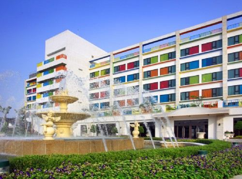 福容大飯店-麗寶樂園