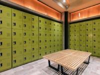 奇異果快捷旅店-台中站前二館-櫥櫃室