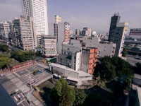 奇異果快捷旅店-台中站前二館-市景