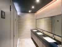 奇異果快捷旅店-台中站前二館-青年旅舍廁所