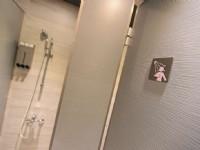 奇異果快捷旅店-台中站前二館-青年旅舍淋浴間