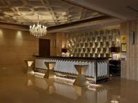 五都大飯店-櫃台