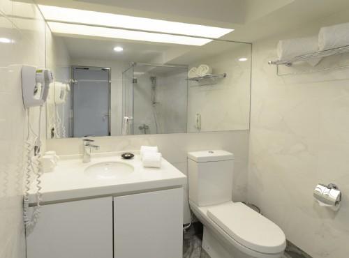 標準客房衛浴