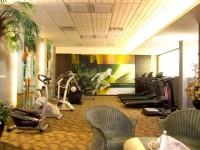 F HOTEL台中麗加園邸-健身房