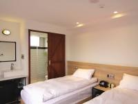 鵲絲旅店-經典雙床房