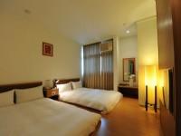 嘉濱大飯店-和式四人房