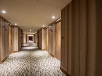 賀緹酒店-客房廊道