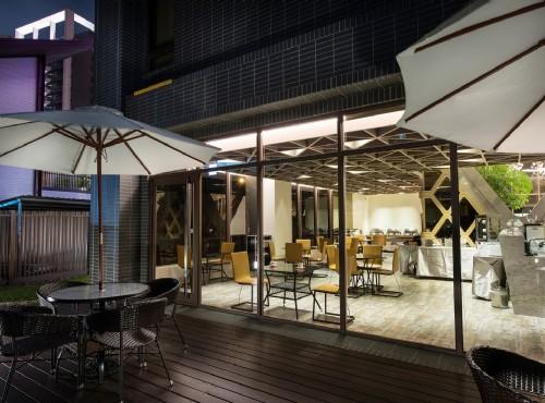 咖啡廳庭園