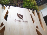 台中逢甲葉綠宿旅館-公共空間